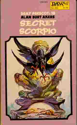 Image for Secret Scorpio