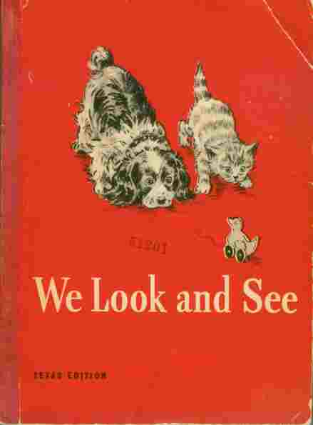 Image for We Look and See Texas Edition