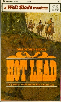 Image for Hot Lead - A ghostly killer stalks the Ranger Ace