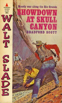 Image for Showdown At Skull Canyon - Bloody war along the Rio Grande