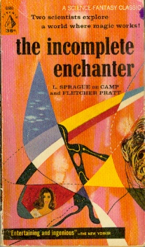 Image for The Incomplete Enchanter
