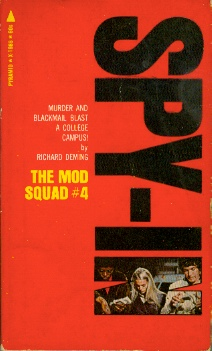 Image for The Mod Squad #4: Spy-In
