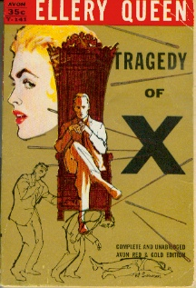 Image for Tragedy of X