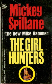 Image for The Girl Hunters