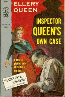 Image for Inspector Queen's Own Case