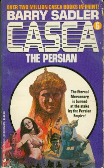 Image for Casca: the Persian