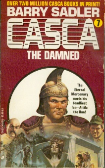 Image for Casca: the Damned