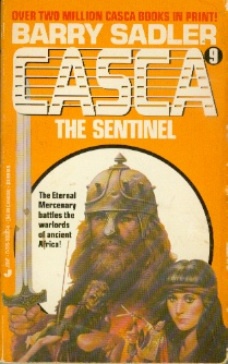 Image for Casca: the Sentinel