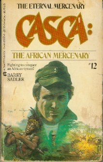 Image for Casca: the African Mercenary