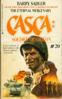 Image for Casca: Soldier of Gideon