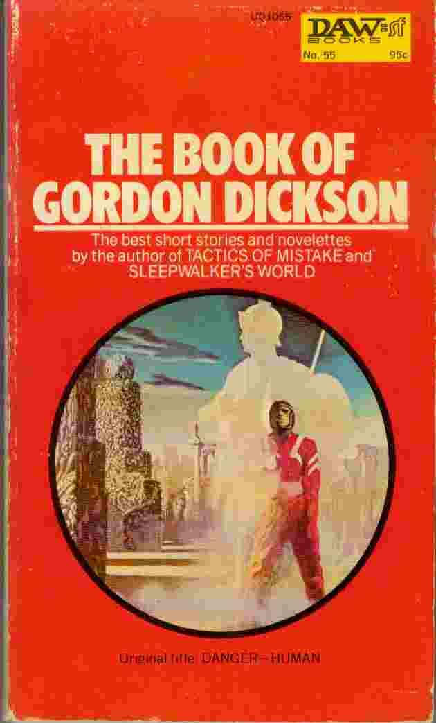 Image for The Book of Gordon Dickson