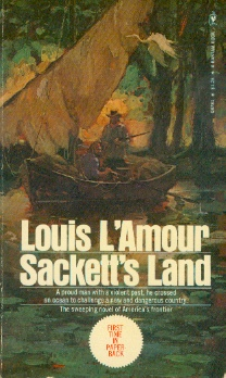 Image for Sackett's Land