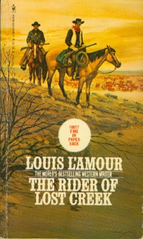 Image for The Rider of Lost Creek