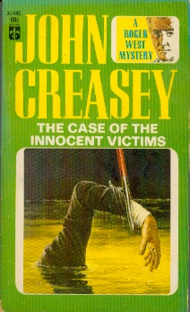 Image for The Case of the Innocent Victims