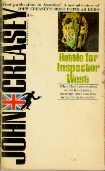 Image for Battle for Inspector West