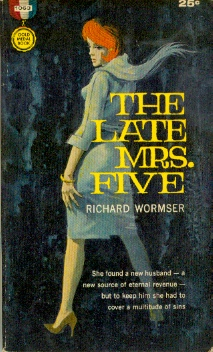 Image for The Late Mrs. Five