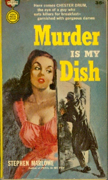 Image for Murder is My Dish