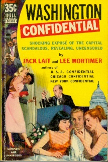 Image for Washington Confidential
