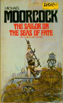 Image for The Sailor on the Seas of Fate