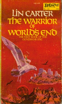 Image for The Warrior of World's End