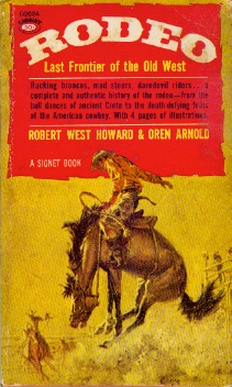 Image for Rodeo   Last Frontier of the Old West
