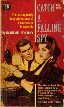 Image for Catch a Falling Spy