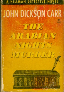 Image for The Arabian Nights Murder