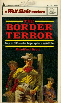 Image for The Border Terror