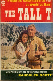 Image for The Tall T - And Other Western Adventures