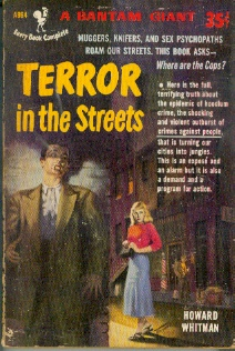 Image for Terror in the Streets