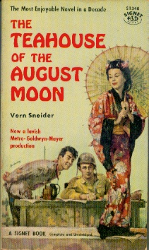 Image for The Teahouse of the August Moon