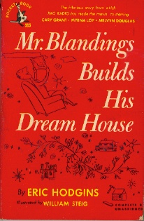 Image for Mr. Blandings Builds His Dream House