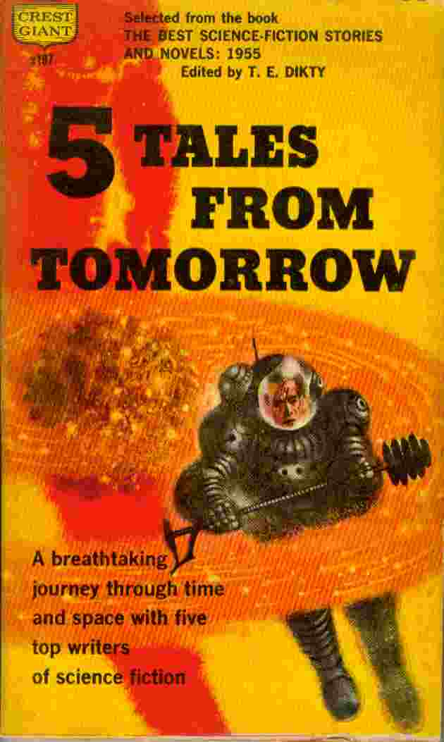 Image for 5 Tales From Tomorrow