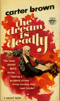 Image for The Dream is Deadly