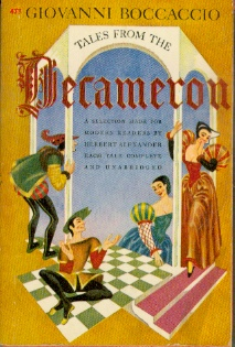 Image for Tales from the Decameron