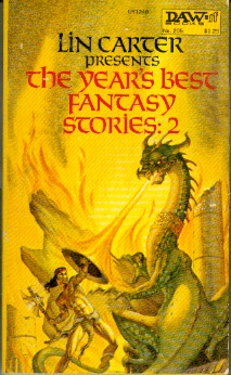 Image for The Year's Best Fantasy Stories: 2