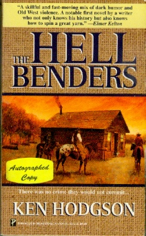 Image for The Hell Benders - There was no crime they would not commit...