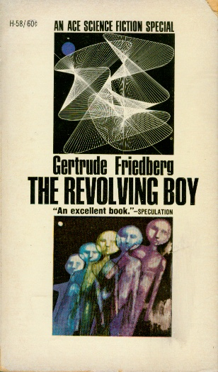 Image for The Revolving Boy