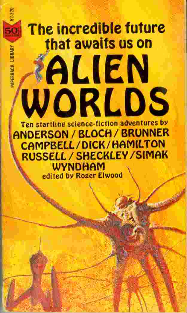 Image for Alien Worlds