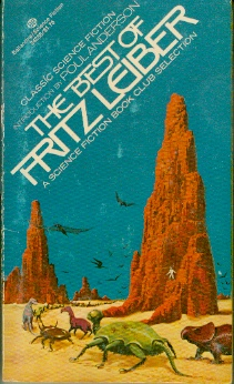 Image for The Best of Fritz Leiber