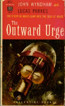 Image for The Outward Urge