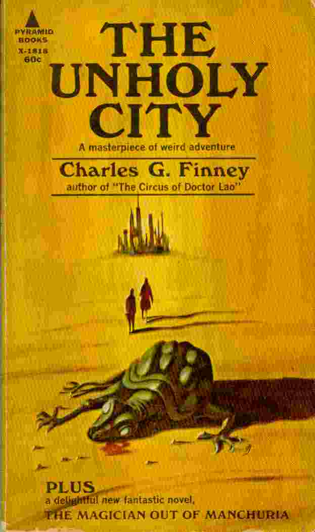 Image for The Unholy City
