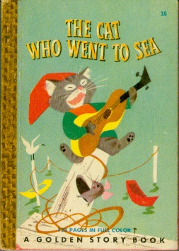 Image for The Cat Who Went to Sea