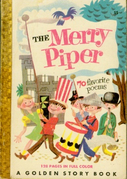 Image for The Merry Piper 70 Favorite Poems