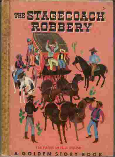 Image for The Stagecoach Robbery