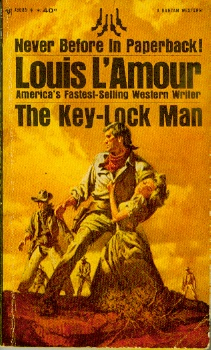 Image for The Key-Lock Man