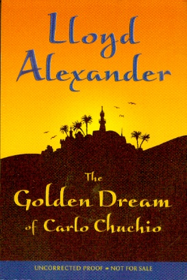 Image for The Golden Dream of Carlo Chuchio