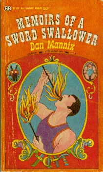Image for Memoirs of a Sword Swallower