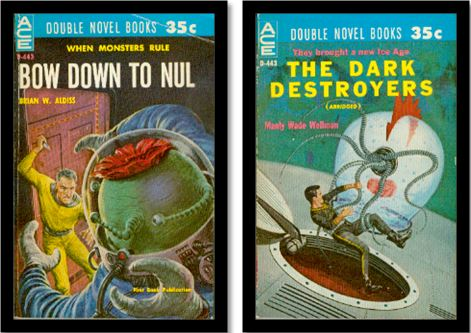 Image for Bow Down to Nul / The Dark Destroyers