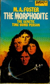 Image for The Morphodite The Genetic Time-Bomb Person